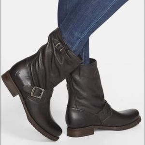 Frye Veronica Slouch Short Boots